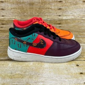 Nike Air Force 1 Lv8 Multicolor South Beach Shoes